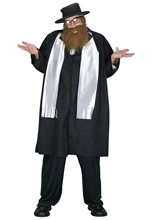 Picture of Jewish Rabbi Adult Mens Costume