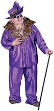 Picture of Big Daddy Pimp Plus Size Costume