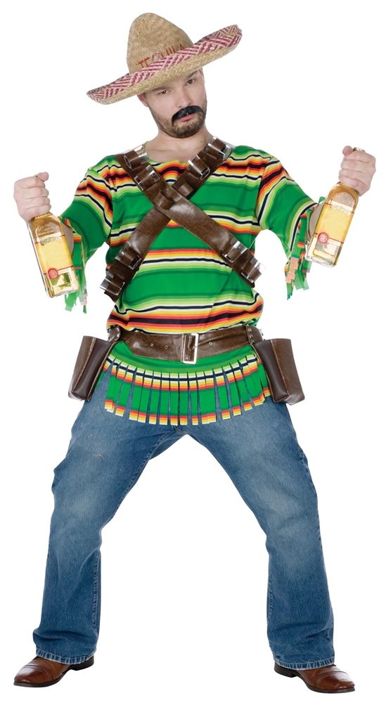 Picture of Tequila Pop 'N' Dude Adult Mens Costume