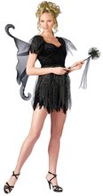 Picture of Midnight Fairy Adult Womens Costume