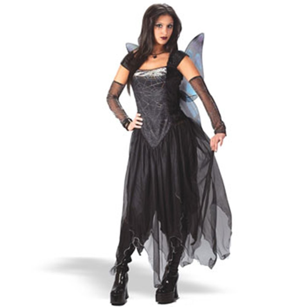 Picture of Goth Fairy Princess Teen Costume