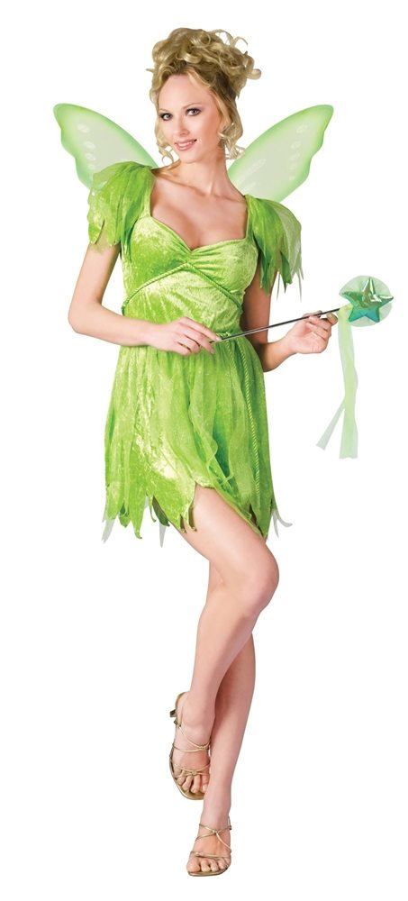 Picture of Neverland Fairy Adult Womens Costume