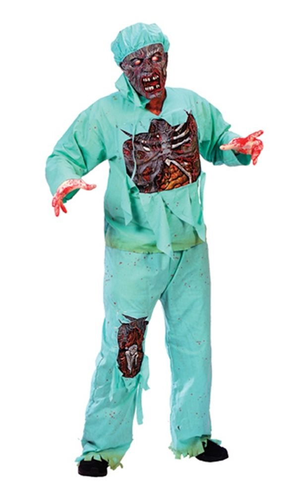 Picture of Zombie Doctor Costume