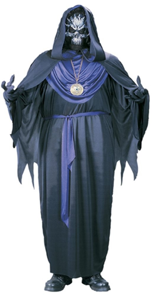 Picture of Emperor Of  Evil Plus Size Costume