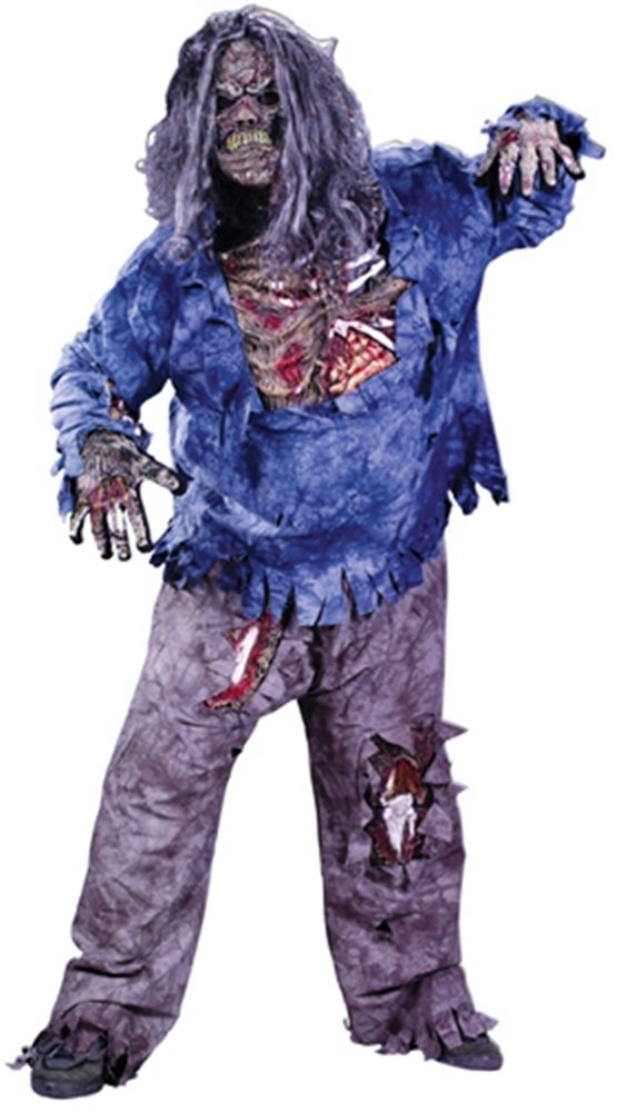 Picture of Zombie Plus Size Costume
