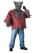 Picture of Werewolf Adult Mens Plus Size Costume