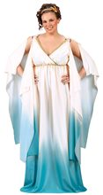 Picture of Greek Goddess Plus Size Adult Costume