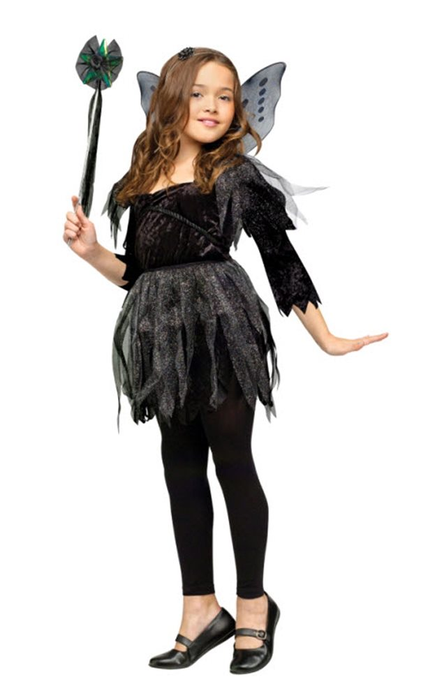 Picture of Midnight Fairy Child Costume