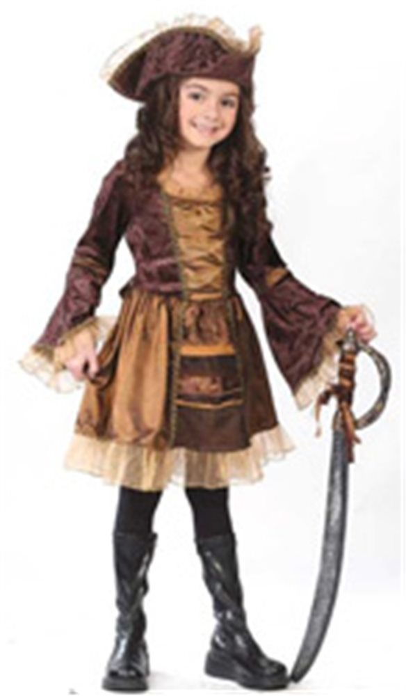 Picture of Pirate Victorian Child Costume