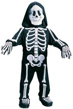 Picture of Totally Skelebones Toddler Costume