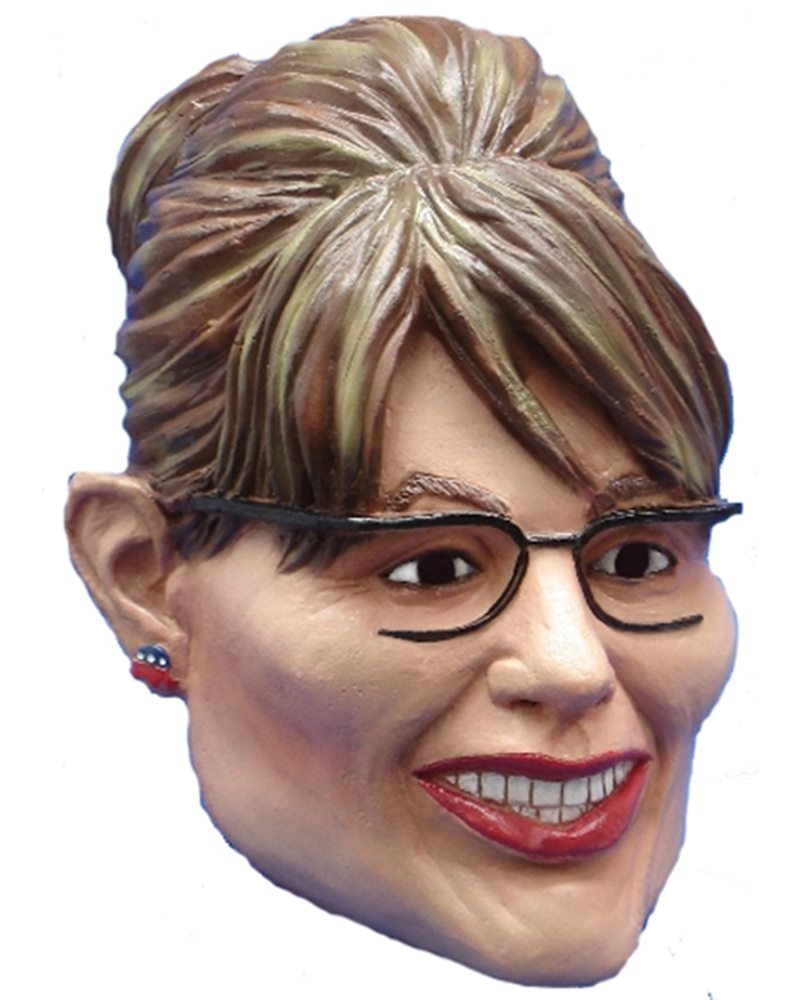 Picture of Sarah Palin Mask
