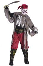 Picture of Buccaneer Bones Pirate Child Costume