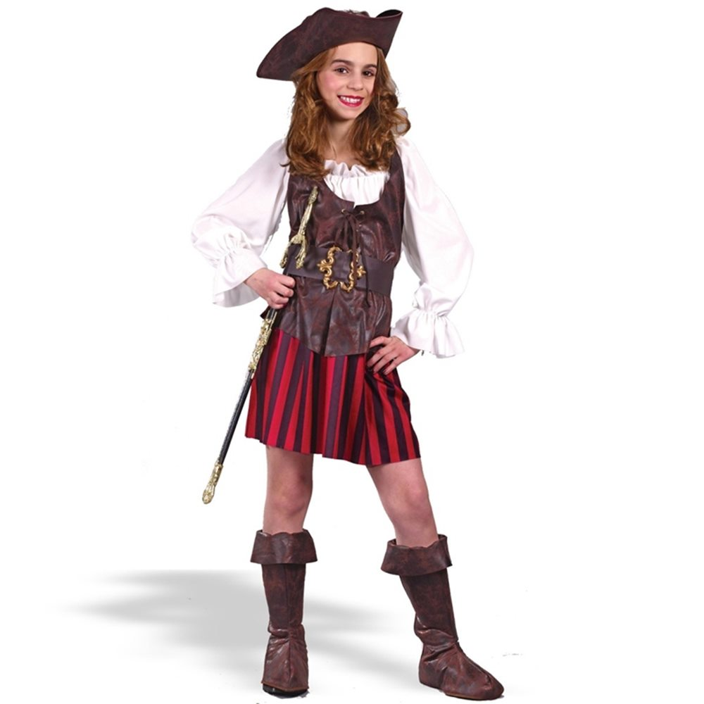Picture of High Seas Pirate Buccaneer Child Costume