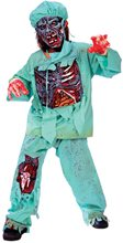 Picture of Zombie Doctor Child Costume