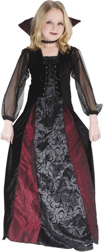 Picture of Gothic Maiden Vamp Child Costume