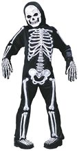 Picture of 3D Skeleton Child Costume
