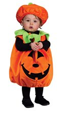 Picture of Pumpkin Cutie Pie Infant/Toddler Costume