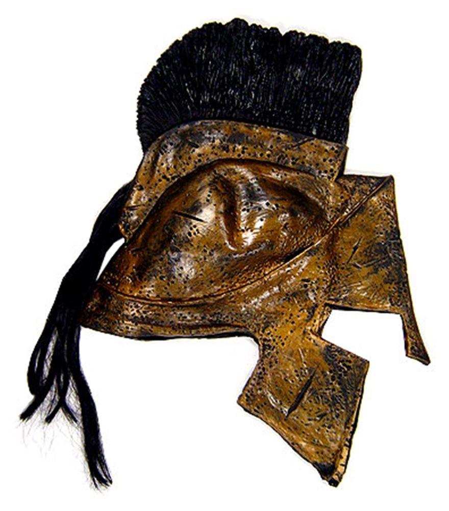 Picture of Deluxe 300 Leonidas Helmet Mask