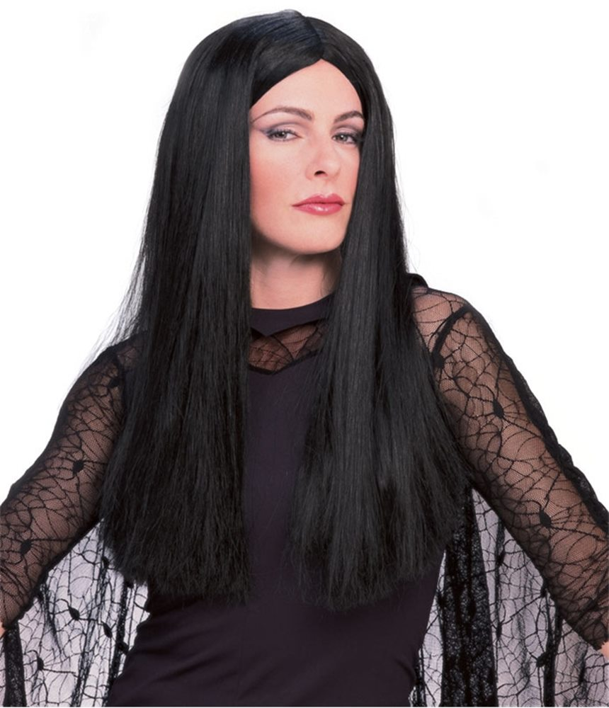 Picture of Morticia Adult Wig