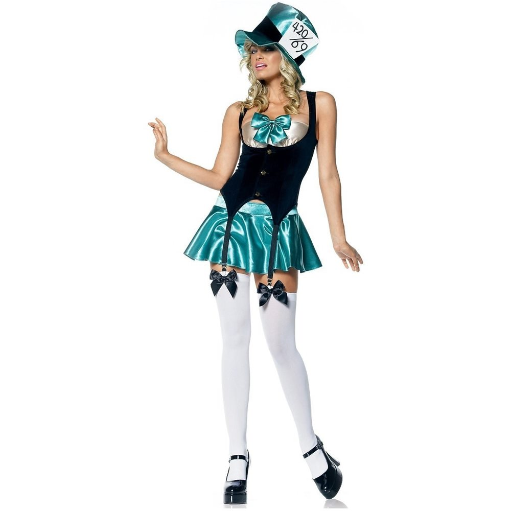 Picture of Sexy Tea Party Adult Womens Costume
