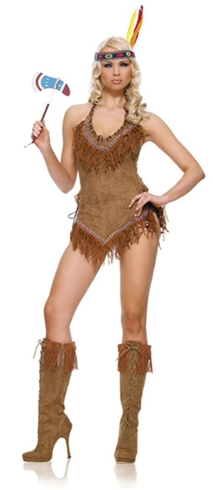 Picture of Indian Girl Adult Womens Costume
