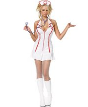Picture of Sexy Head Nurse Adult Womens Costume