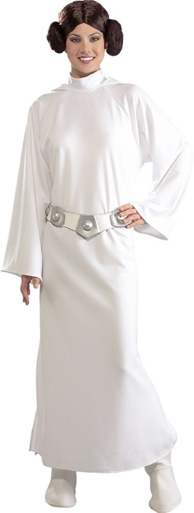 Picture of Star Wars Princess Leia Deluxe Adult Womens Costume
