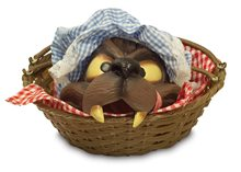 Picture of Basket with Wolfhead