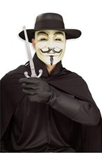 Picture of V for Vendetta Gloves