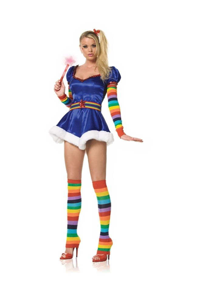 Picture of Starburst Girl 5pc Costume