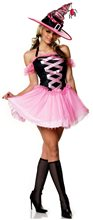 Picture of Pink Good Witch Adult Womens Costume
