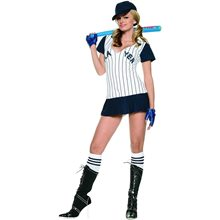 Picture of Sexy Homerun Hitter Costume
