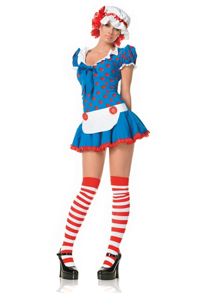 Picture of Rag Doll Adult Womens Costume