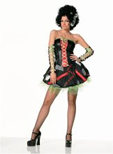 Picture of Bride of Frankenstein Monster 3pc Adult Costume