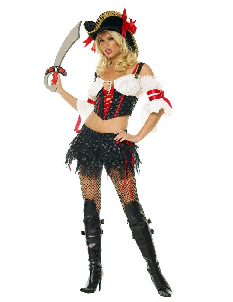 Picture of Marauder Pirate 2pc Costume