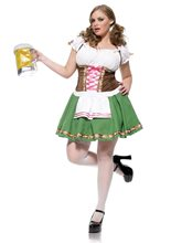 Picture of Gretchen Girl Adult Womens Plus Size Costume