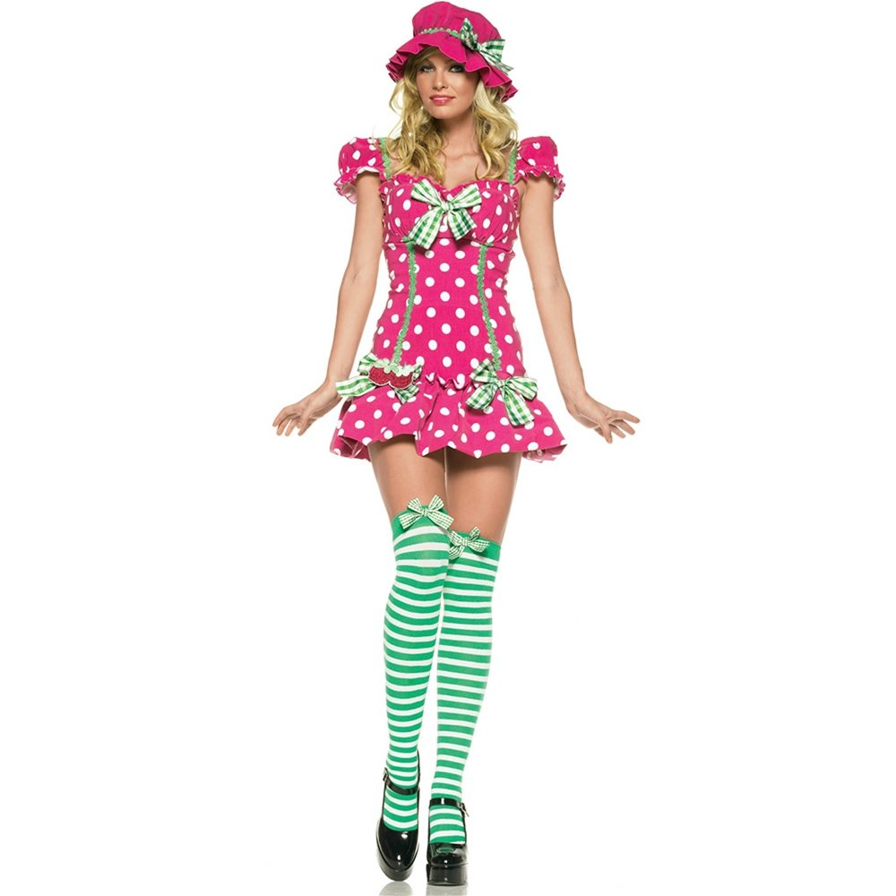 Picture of Rasberry Girl 3pc Costume
