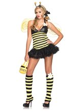 Picture of Daisy Bee Adult Womens Costume