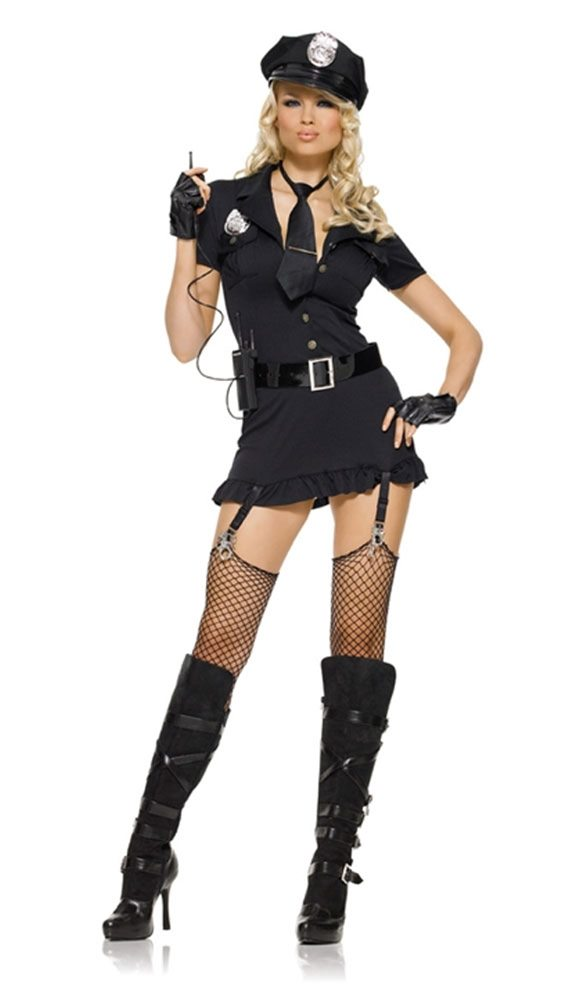 Picture of Dirty Cop Sexy Adult Women Costume