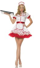 Picture of Diner Betty Adult Womens Costume