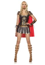 Picture of Warrior Princess Adult Womens Costume