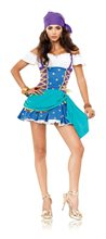 Picture of Gypsy Princess Adult Womens Costume