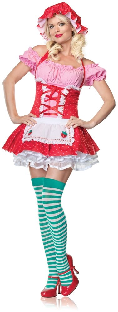 Picture of Country Girl Sexy Adult Womens Costume
