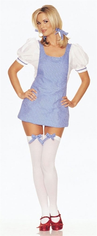 Picture of Dorothy Adult 4pc Costume