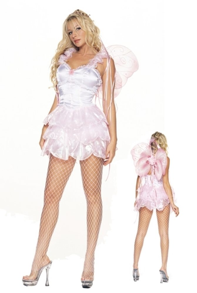 Picture of Pink Flower Pixie Costume