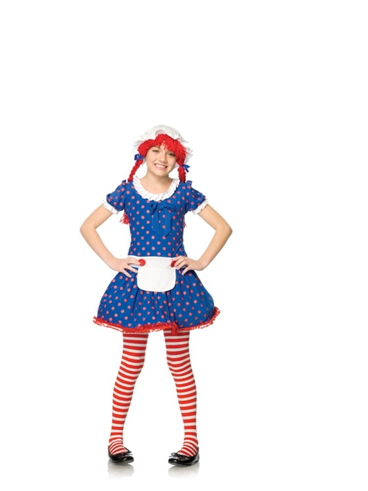 Picture of Rag Doll Child Costume