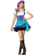 Picture of Gypsy Princess Junior Costume