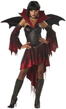 Picture of Insatiable Vampiress Adult Costume