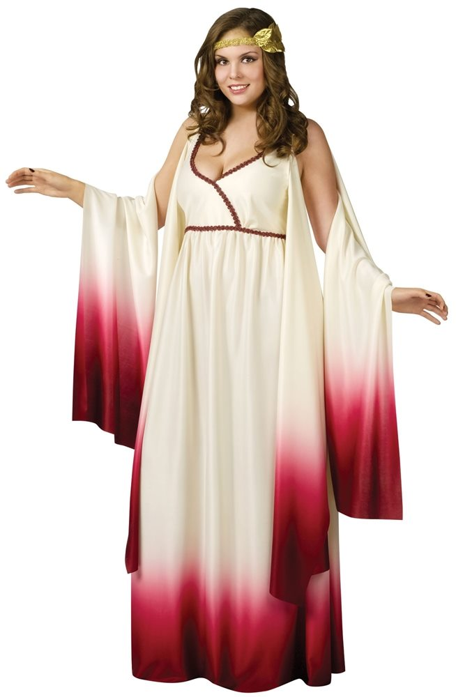Picture of Venus Goddess of Love Plus Size Costume