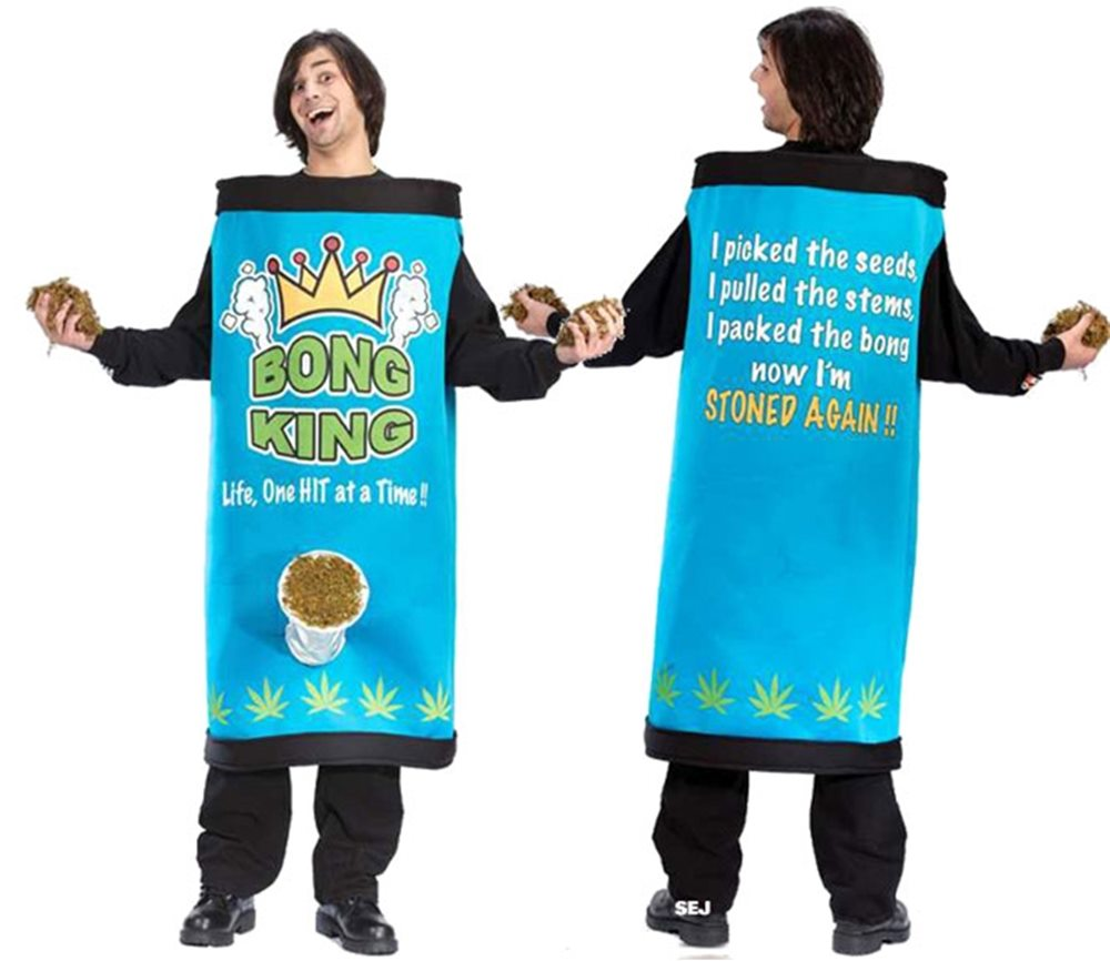 Picture of Bong King Costume
